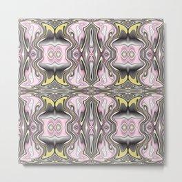 Phillip Gallant Media Design - Pattern VI June 21 2020 By Phillip Gallant Metal Print