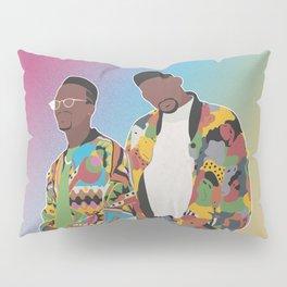 DJ JAZZY JEFF & THE FRESH PRINCE Pillow Sham