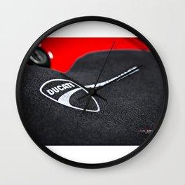 Ducati 1198 SP Wall Clock