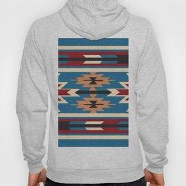 American Native Pattern No. 76 Hoody