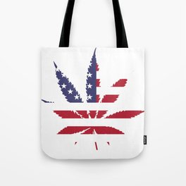 SUPPORT LEGALIZATION NATIONWIDE! Tote Bag