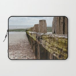 Littlehampton Beach_11 Laptop Sleeve