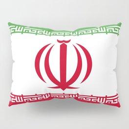 Iran flag emblem Pillow Sham