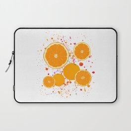 juicy orange Laptop Sleeve