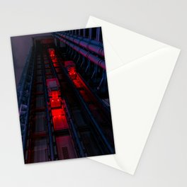 Lloyds of London Tower, England Stationery Cards