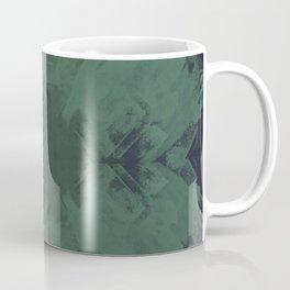 Spongey Existence in Teal Coffee Mug
