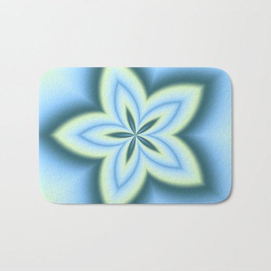 String Art Flower in MWY 01 Bath Mat