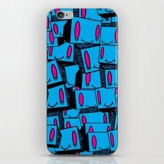 Carlo Carlo Carlo and Carlo iPhone & iPod Skin