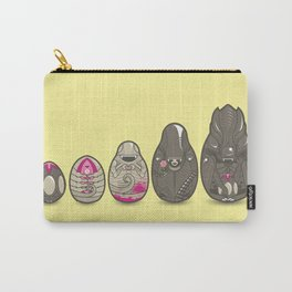 Xenomatryoshka Carry-All Pouch