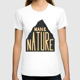 Man & Nature T-shirt