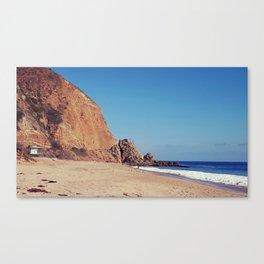 Point Mugu Malibu Canvas Print