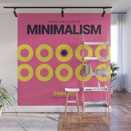 MINIMALISM #10 Wall Mural