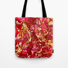 Red hot day Species Tote Bag