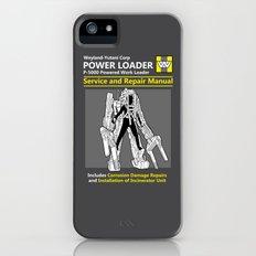 Power Loader Service and Repair Manual Slim Case iPhone (5, 5s)