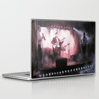 theatre Laptop & iPad Skins featuring Lotus Theatre by Miquel Cazanya