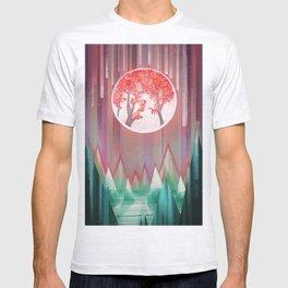 The sun loves the moon. T-shirt