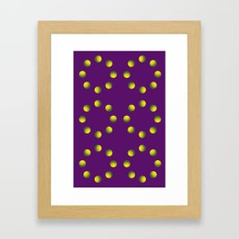 Look at them and tell me ... Framed Art Print