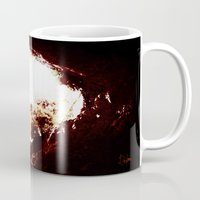 hell Mugs featuring Hell by Difilippo