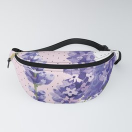 Bright Lavender Fanny Pack