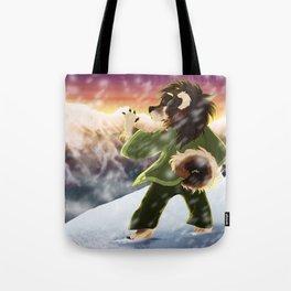 Kangchenjunga Tote Bag