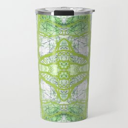 279 = Abstract Tree design Travel Mug