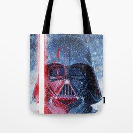Darth Vader Storm Tote Bag