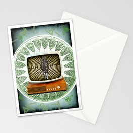 Interior Broadcast Stationery Cards
