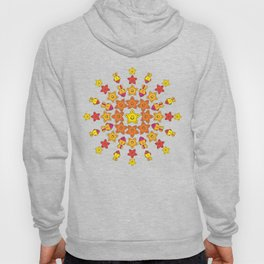 Stylize fantasy fishes under water Hoody