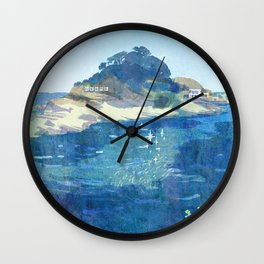 The Niemon Island Wall Clock