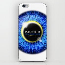 I'VE SEEN IT - The Great American Eclipse iPhone Skin
