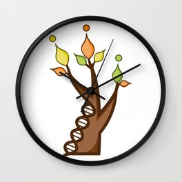 Heritage Tree Wall Clock