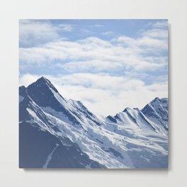 Alaskan Blue Metal Print