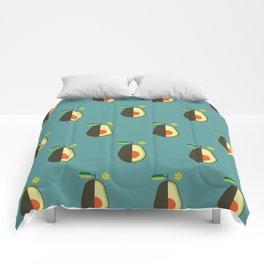 Fruit: Avocado Comforters