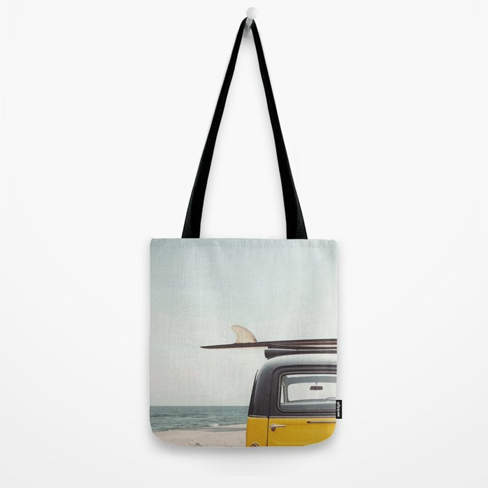 Surfing time Tote Bag