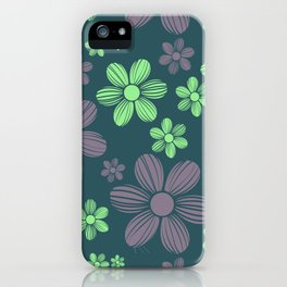 Pattern #21 iPhone Case