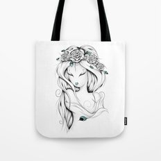 Poetic Gypsy Tote Bag