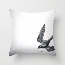 Midas Touch Throw Pillow