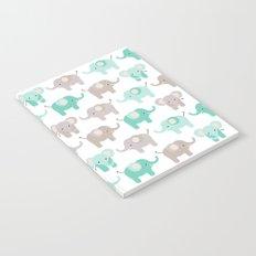 Elephant parade Notebook