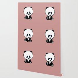 Chalkies panda color 4 Wallpaper