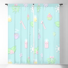 YULE ESSENTIALS Blackout Curtain