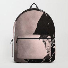 Guitar Perform Alex Poster Backpack