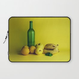 Lemon lime - still life Laptop Sleeve