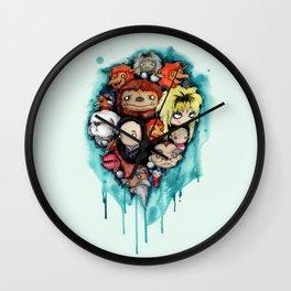 Should You Need Us 2.0 Wall Clock