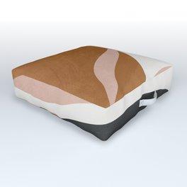 Abstract Art 54 Outdoor Floor Cushion
