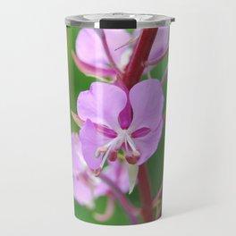 Fireweed Wildflower Travel Mug