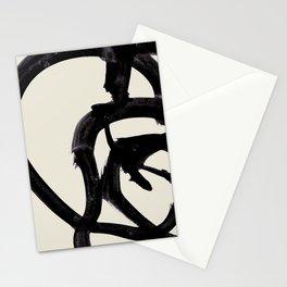 Mono Brush 2 Stationery Cards