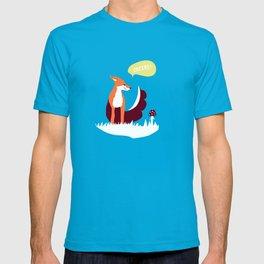 party animals - english fox T-shirt