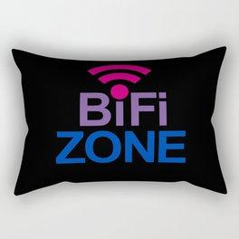 BiFi Zone Rectangular Pillow