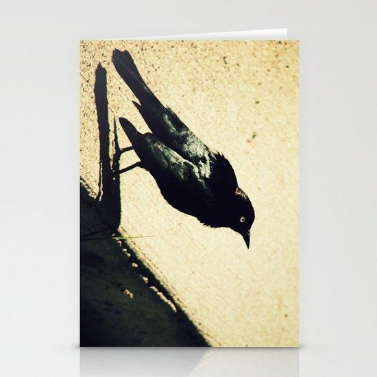Little Blackbird Stationery Cards