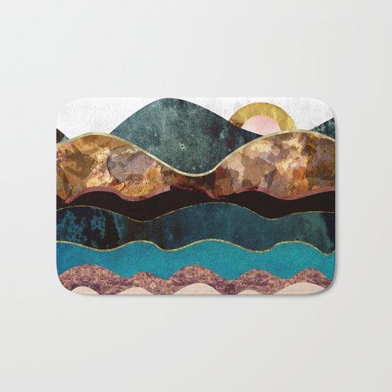 Blush Moon Bath Mat